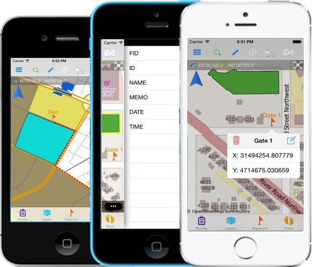 Learn more about our world with mobile GIS Apps